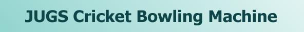 jugs bowling machine
